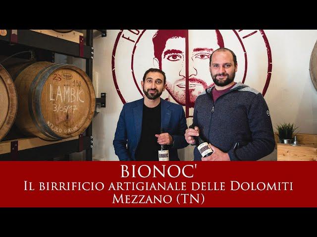 BIONOC' - Il birrificio artigianale delle Dolomiti