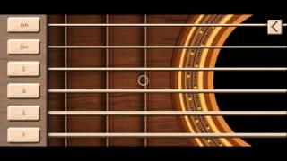 гитара андроид видео