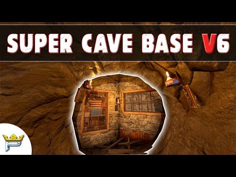 SUPER CAVE BASE V6 | 200 ROCKET PROOF BASE