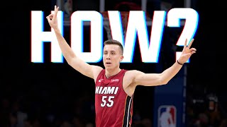 The Most UNLIKELY Story In NBA History? - Duncan Robinson