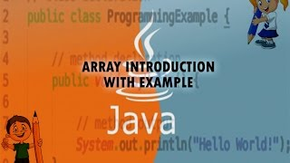 JAVA ARRAYLIST INTRODUCTION WITH EXAMPLE