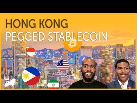 First Hong Kong Dollar Pegged Stablecoin | Nurse Sells Hundreds Of Bitcoin Worth Of Opiates