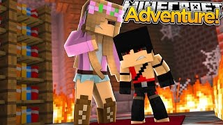 Minecraft Adventure : EVIL LITTLE KELLY HAS A BABY!