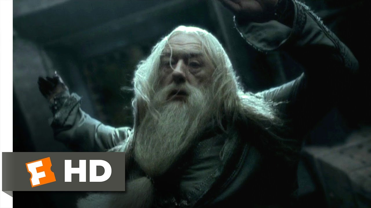 Blood Falling Wallpaper Harry Potter And The Half Blood Prince 4 5 Movie Clip