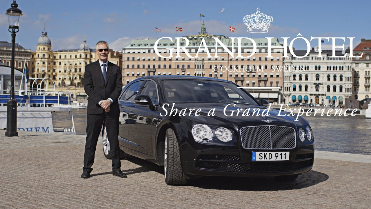 The New Bentley Flying Spur The Grand Hôtel Chauffeur Service - Bentley chauffeur