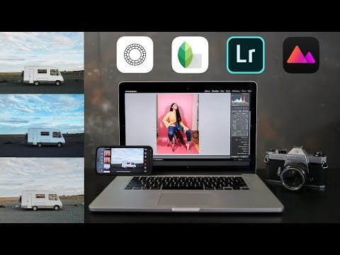 3 Photographers Edit The Same Photo | Editing walk-through