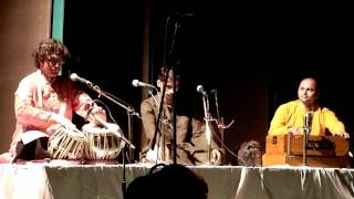 Teen Taal Badhat (Live Concert At Dinanath)