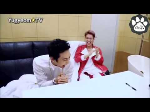 GOT7 JB Yuyeom and mark hilariouse Laughing *dont miss it*