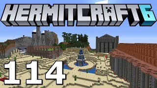Hermitcraft 6: Sahara Plays Themselves (Minecraft 1.13.2 Ep. 114)