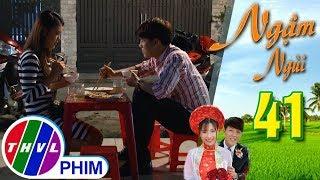THVL | Ngậm ngùi - Tập 41[5]: Nhi tỏ ra thân thiết với Long khiến Khánh tức giận
