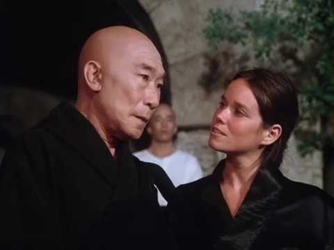 Kung Fu: Master Kan and the Girl Who Wants to Be a Shaolin Nun