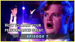 How to make a great dance performance  - Ima Nerd Dance by Taco  Season 1 - Episode 7
