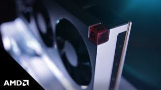 AMD Radeon™ VII unboxing video featuring Fnatic Rainbow Six Siege's RizRaz