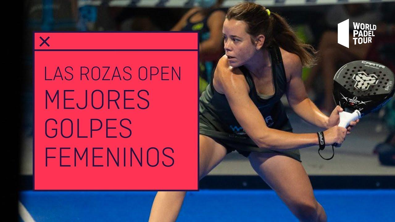 Mejores Puntos Femeninos del Estrella Damm Las Rozas Open 2021