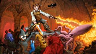CGRundertow DUNGEONS OF DREDMOR for PC Video Game Review