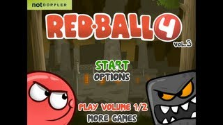 Red Ball 4: Volume 3 Walkthrough [HD]