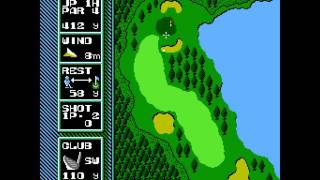 All Nintendo Music HQ ~ Vol. 96 - Mario Open Golf : 12 - Japan Course (Japan version)