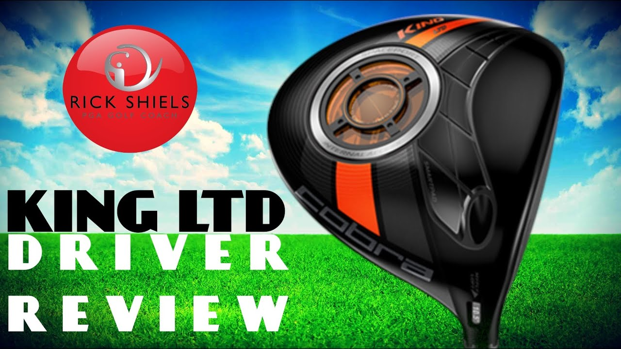 Cobra King Ltd Driver Review