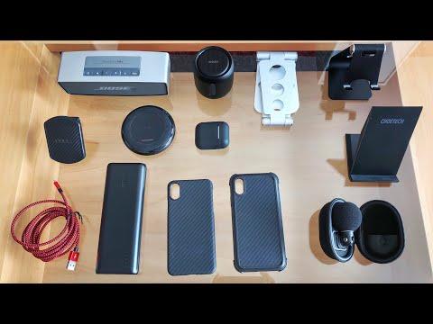 Mes 15 Accessoires Indispensables pour iPhone X, XS, XR !