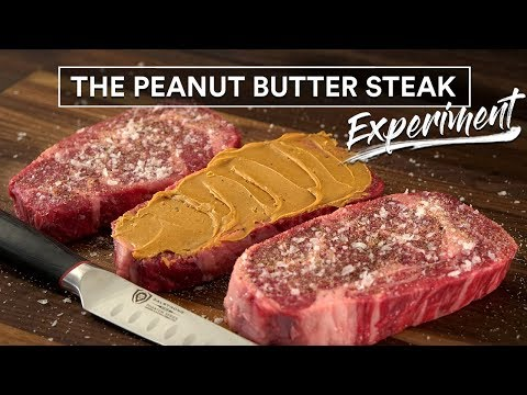 The PEANUT BUTTER Steak Experiment Vietnamese FEAST