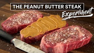 The PEANUT BUTTER Steak Experiment!!! Vietnamese FEAST!