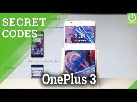 Codes OnePlus 6T - HardReset info
