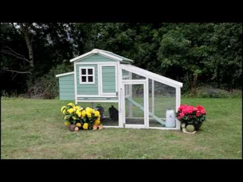 The Amy Chicken Coop