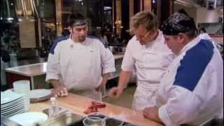 Hell's Kitchen S05 - Ben Vs. Chef Ramsay (Uncensored)