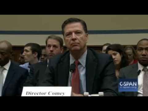 Judicial Oversight Hearing F.B.I. Operations, Sept 28, 2016
