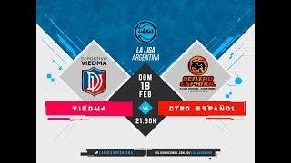 LaLigaArgentina 18.02.2018 Deportivo Viedma vs. Centro Espaol