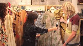 Sandra Michaan Interviews Mercy Vintage Now for Alameda Point Vintage Fashion Faire Thumbnail