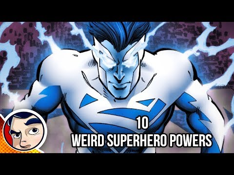 10 Times Superheroes Got New Powers