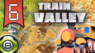 La Grosse Pomme et US Postage - Ep.6 - Train Valley FR