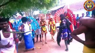 ஆக்ரோஷ சுடலைமாடன் ஆட்டம் தசரா 2018 || Kulasai Mutharamman Dasara Festival Videos 2018