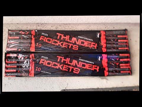 ☆JR101☆ Thunder Rockets