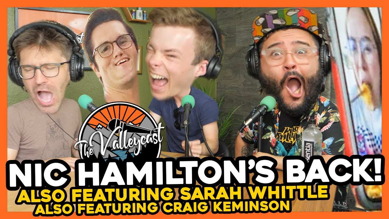 Nic Hamilton RETURNS with musical TREASURES!