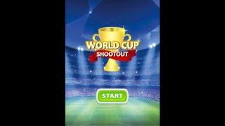 WORLD CUP SHOOTOUT SOCCER 3D