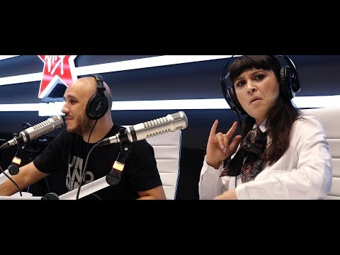 Guess Who feat. Irina Rimes - Cupidon (Live @ Virgin Radio Romania)