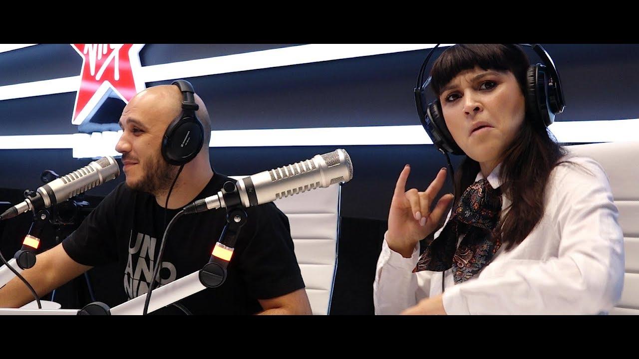 Guess Who feat. Irina Rimes - Cupidon  (Live @ Virgin Radio Romania)