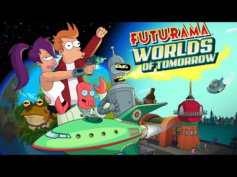 Futurama: Worlds of Tomorrow Introduction