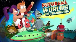 Futurama: Worlds of Tomorrow Introduction