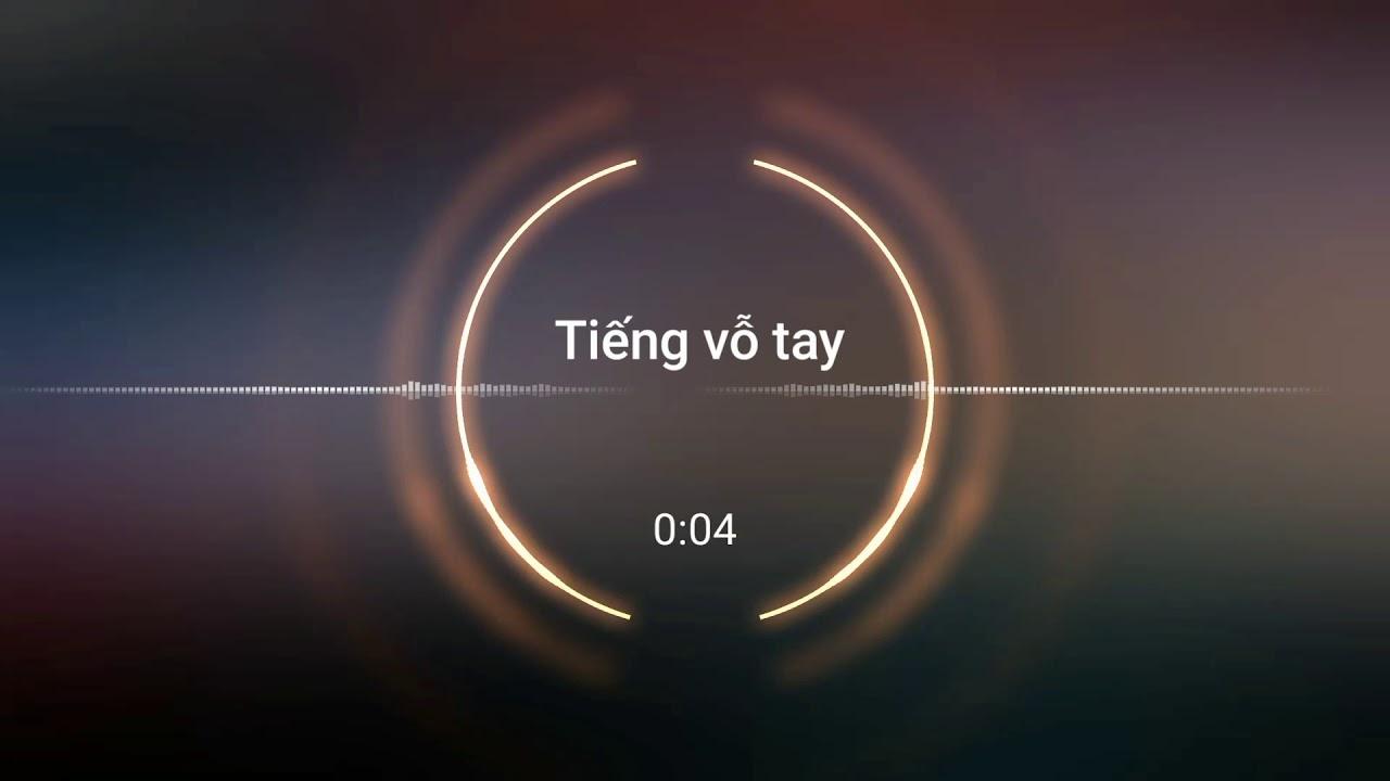 Tiếng vỗ tay [ video 5 sao ] hiệu ứng âm thanh / nhạc âm thanh được tuyển chọn nhiều nhất để làm mp4