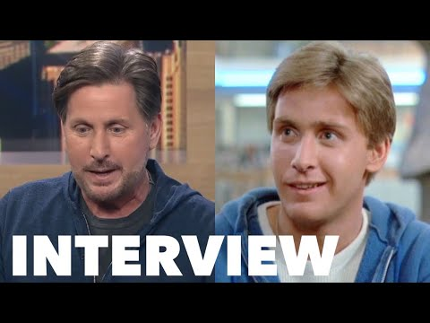Emilio Estevez Talks THE BREAKFAST CLUB and New Film THE PUBLIC