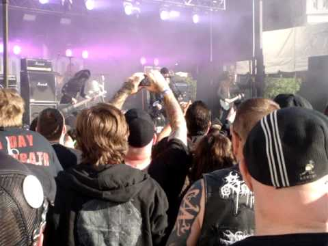 Triptykon- Tree of Suffocating Souls @ MDF XIII, Baltimore, Sat, May 23, 2015