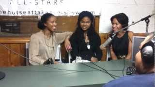 The Womack sister's (Sam Cook's Grand Daughters)   www.thehotseattakeovershow.com