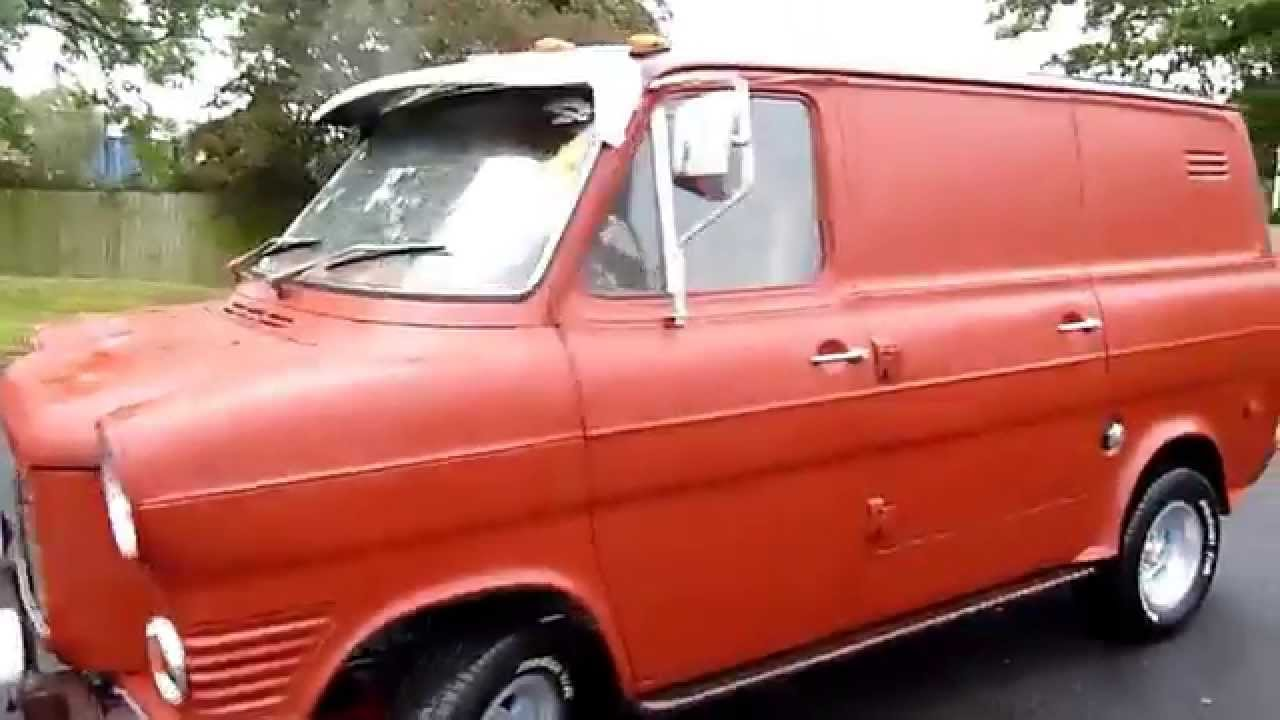 1967 ford transit mk1 van youtube. Black Bedroom Furniture Sets. Home Design Ideas