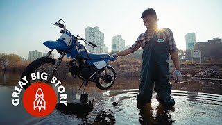 Defying Gravity With Korea's Premier Balance Artist