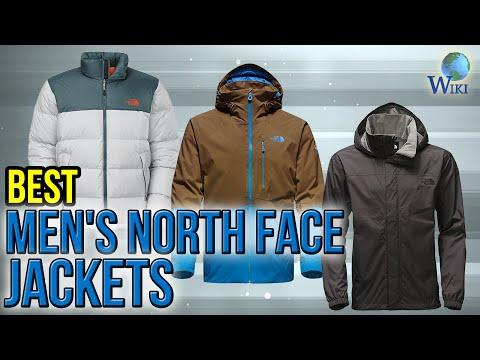 10 Best Men's North Face Jackets 2017