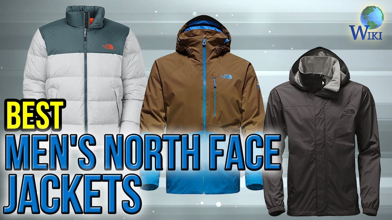 64f4cf179 10 Best Men's North Face Jackets 2017