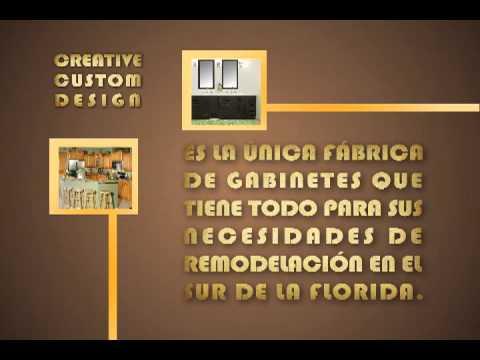 Creative Custom Design TV Commercial